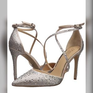 Badgley Mischka Women's Pump